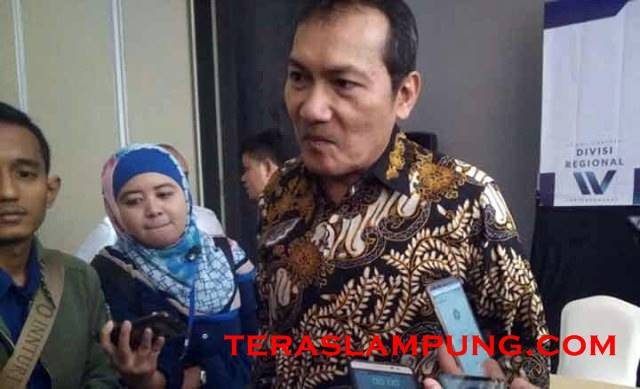 Wakil Ketua KPK Saut Situmorang (Foto: teraslampung.com)