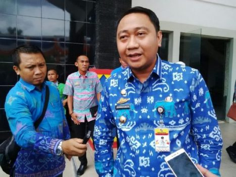 Agung Masih Tertutup Soal Wakil Bupati Lampung Utara