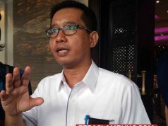 Ketua Komisi Informas Pubik Lampung, Dery Hendryan
