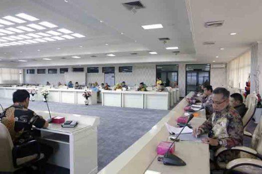 Raperda APBD Lampung 2018 Siap Disahkan