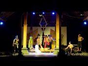 "Ketoprak Lesung ""Bondho Buntung"" Teater Terjal FIB UGM (ilustrasi)"