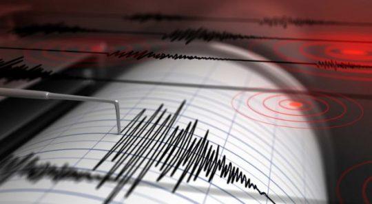 Gempa dengan Magnitudo 6,9 dan 6,8 Guncang Bengkulu