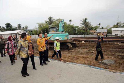 Gubernur Ridho Dorong Percepatan Pembangunan Kantor Kabupaten Pesisir Barat