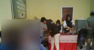 Delapan pelajar di Kotabumi terjaring razia Sat Pol PP saat membolos sekolah.