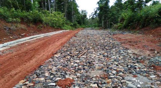 Pemkab Pesibar Black List Kontraktor Proyek Jalan Simpangkerbang -Lebuai