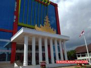 Gedung Pelayanan Terpadu Pemkot Bandarlampung (Foto: Teraslampung.com/Dandy Ibrahim)