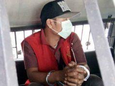 Mantan Kepala Pekon Parerejo Pringsewu ditangkap polisi