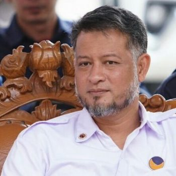 Kasus OTT, Internal Nasdem Curigai Ada Konspirasi Besar Tumbangkan Mustafa
