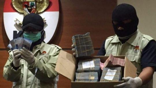 Terkait OTT, KPK Tangkap Bupati Lampung Tengah