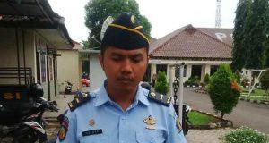 Kepala Keamanan Rutan Kelas IIB Kotabumi, Gusvendra