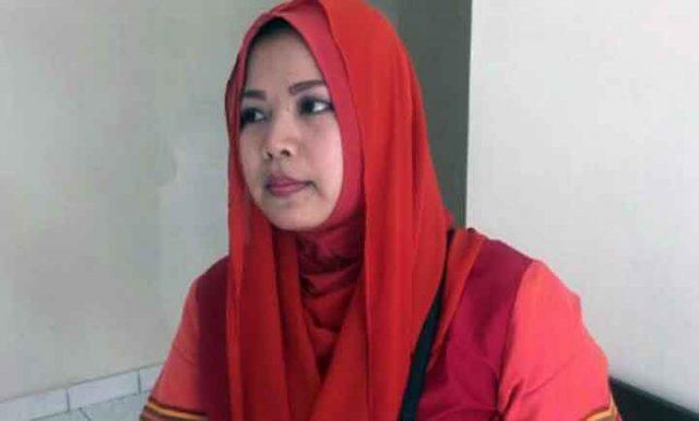 Kepala Puskesmas II Kotabumi, Lampung Utara, Yoane Lisa mengklarifikasi semua tuduhan yang dialamatkan padanya, Kamis (1/3/2018).