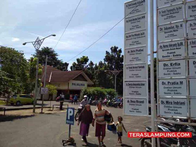 Rumah Sakit Dadi Tjokrodipo milik Pemkot Bandarlampung