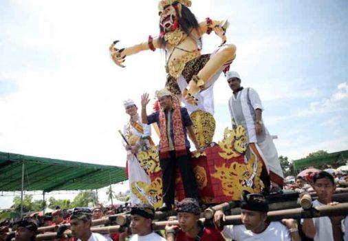 Pun Edward : Ridho Ficardo Teladan bagi Masyarakat Lampung