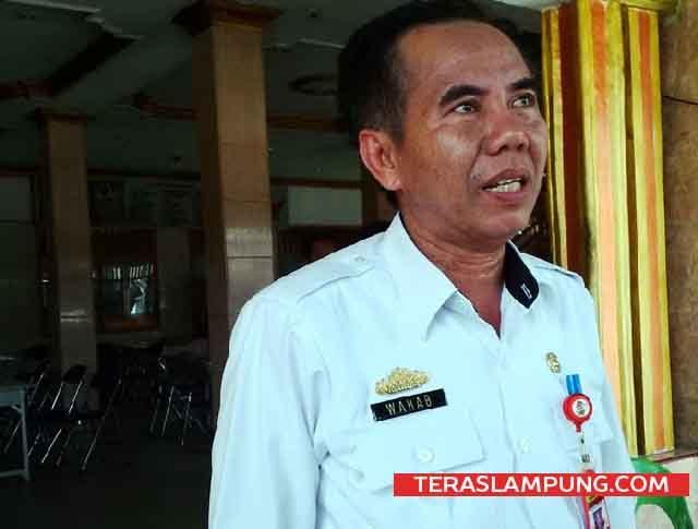 Kepala DPMPD Lampung Utara, Wahab