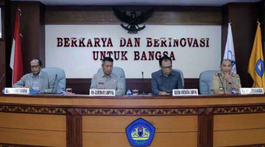 Didik Suprayitno Dorong Revitalisasi Lada Lampung
