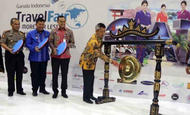 Pejabat Sementara (Pjs) Gubernur Lampung Didik Suprayitno membuka