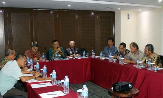Pemprov Lampung Percepat Penyelesaian Kendala Proyek JTTS