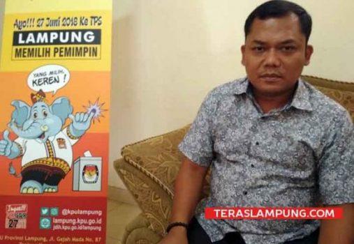 Ini Alasan KPU Tayangkan Debat Kandidat Pilgub Lampung TV Nasional