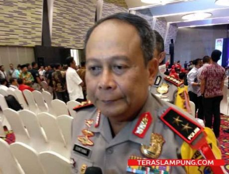 Lebih Seribu Polisi Dikerahkan untuk Amankan Debat Kandidat Pilgub Lampung