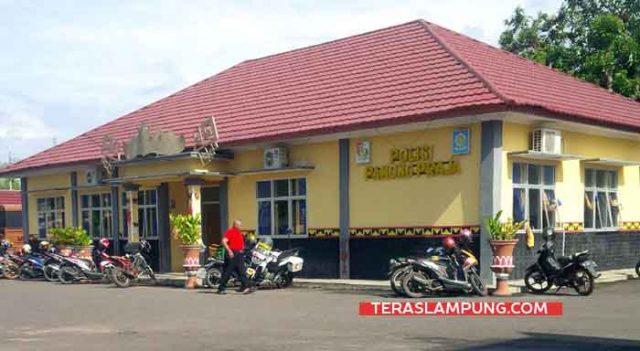 Kantor Satuan Polisi Pamong Praja Lampung Utara