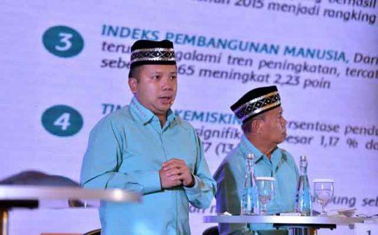 Debat Pilgub Lampung 2018, Ridho – Bachtiar Tampil Memukau