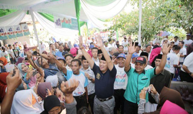 Ridho Ficardo di Desa Kotagajah Timur IV, Kecamatan Kotagajah, Kabupaten Lampung Tengah.