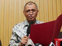 Ketua KPK,Agus Rahardjo
