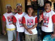 Warga Lampung Utara, siap memenangkan Herman HN-Sutono pada Pilg