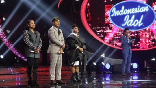 Maria dan Abdul Melaju ke Grand Final Indonesian Idol 2018