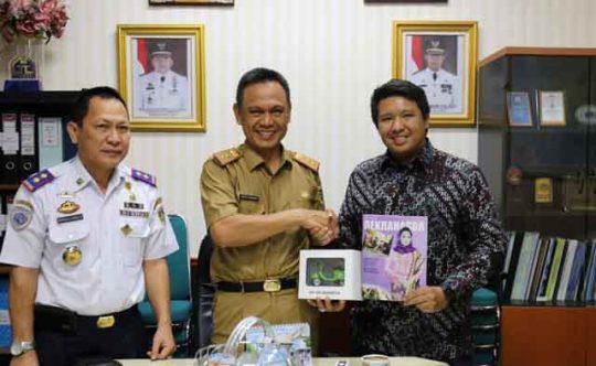 Kerjasama Pangan Lampung – DKI Jakarta akan Dilakukan dengan Skema G to G