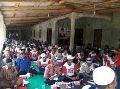 Sahabat Herman HN berkonsolidasi di Cukuh Balak, Kabupaten Tanggamus.