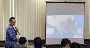 FGD pembahasan penelitian potensi dan penerapan value vapture pada proyek JTTS, di Ruang Way Halim Hotel Horison, Bandarlampung, Selasa (17/4/2018).