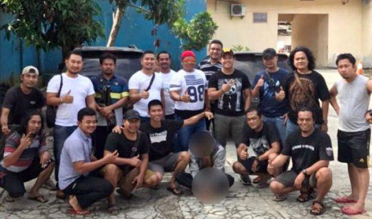 Merampok di Riau, Warga Lampung Tengah Ini Dibekuk Polda Lampung