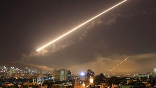 AS Tuduh Rusia Bantu Hilangkan Bukti Senjata Kimia Suriah