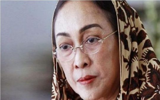 Terkait Video Baca Puisi Konde dan Cadar, Sukmawati Soekarnoputri Dipolisikan