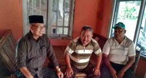 Sutono di Bakauheni, Lampung Selatan, Kamis (19/4/2018).