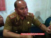 Kepala Dinas Kependudukan dan Pencatatan Sipil Kota Bandarlampung,A. Zainudin