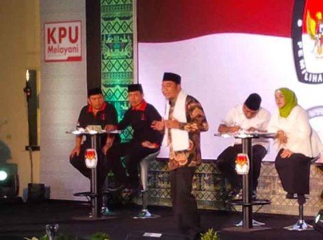 Pilbup Lampung Utara, Semua Paslon Yakin Menang