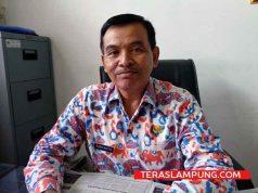 Kepala Humas Pemkot Bandarlampung, Paryanto