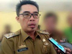 Plt Bupati Lampung Timur Zaiful Bokhari
