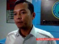 Plt Kabid Pemberantasan BNNP Lampung, Richard P.L Tobing