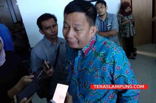 Pemkot Bandarlampung Raih Opini WTP dari BPK, Ini Tanggapan Yusuf Kohar