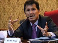 Menteri Pendayagunaan Aparatur Negara dan Reformasi Birokrasi Birokrasi (PAN-RB) Asman Abnur