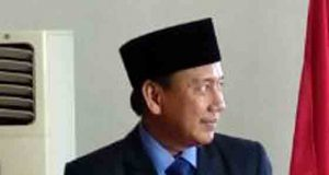 Plt Kepala DKP Bandarlampung, Erwin