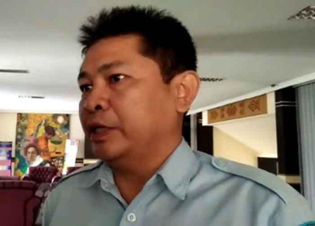 Kasubag Pelaporan Humas dan Teknologi Informasi Kanwil Kemenkum-HAM Lampung, Erwin Setiawan Yunianto