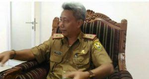 Kepala Badan Pengelola Keuangan dan Aset Daerah (BPKAD) Bandarlampung, Trisno Andreas