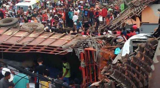 12 Orang Tewas dalam Kecelakaan Maut di Brebes, Ini Data Korbannya