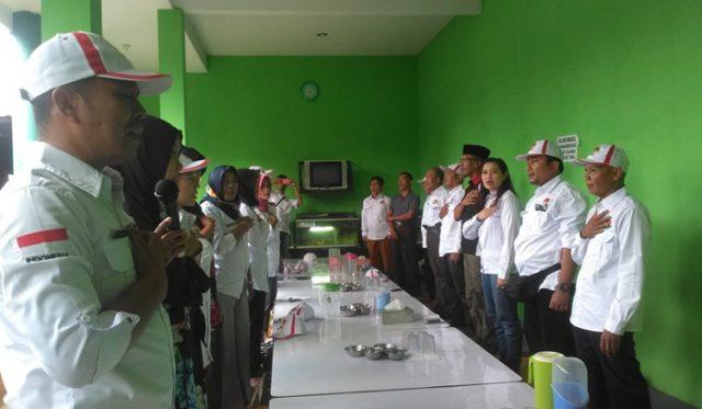 Pengukuhan pengurus DPD Gerakan Rakyat Nusantara (GRN) Lampung