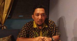 Kasi Sekretariat Umum dan Humas Bulog Divre Lampung, Rafki Ismael