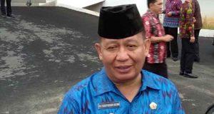 Plt Walikota Bandarlampung,Yusuf Kohar (Teraslampung.com/Dandy Ibrahim)